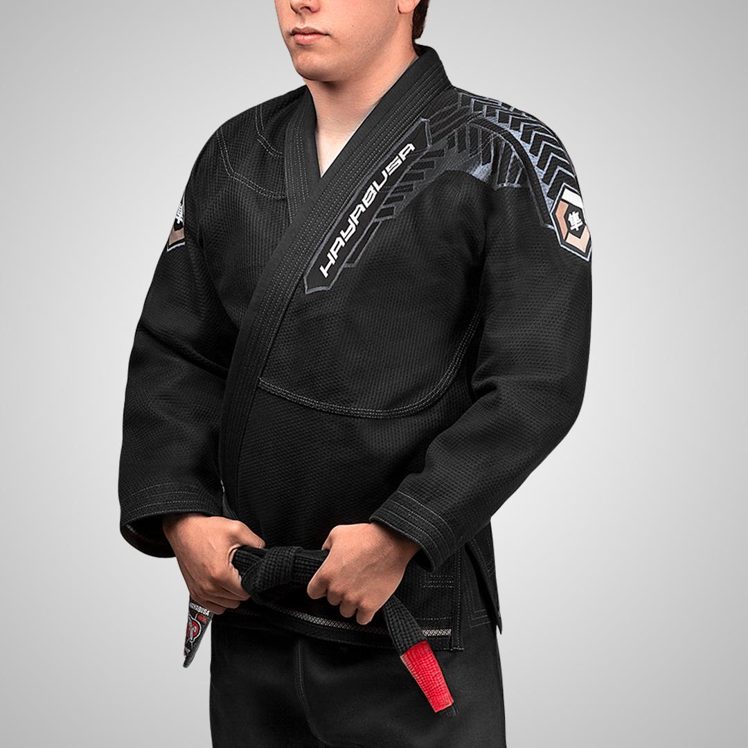 Hayabusa Warrior Gold Weave Jiu Jitsu Gi Image