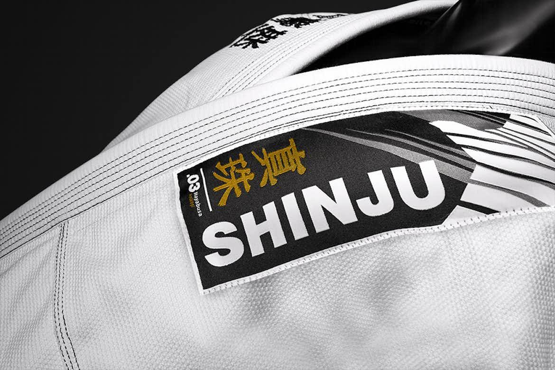 Mid-weight Pearl Weave Gi - Shinju 3