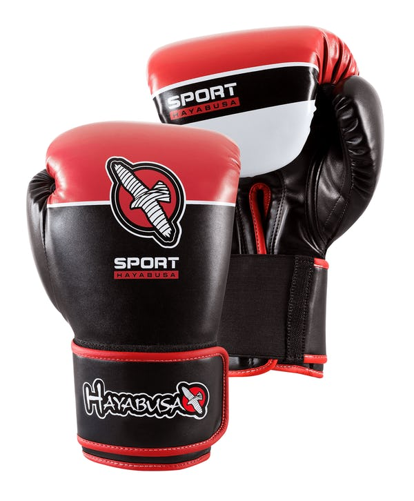HAYABUSA BOXING GLOVES - SPORT